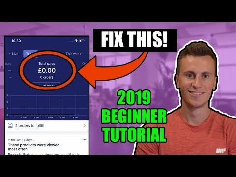 [SOLVED] The 3 Biggest Mistakes Beginners Make With Facebook Ads For Shopify Dropshipping thumbnail