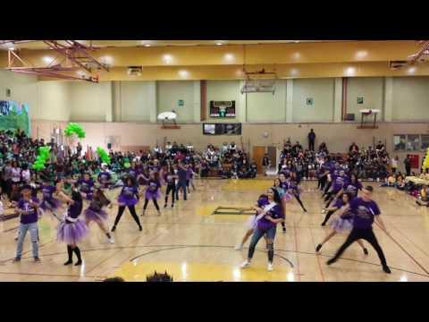 "Hayward High School - DTR 2016  Seniors ""Senior Reign"" - Class of 2017"
