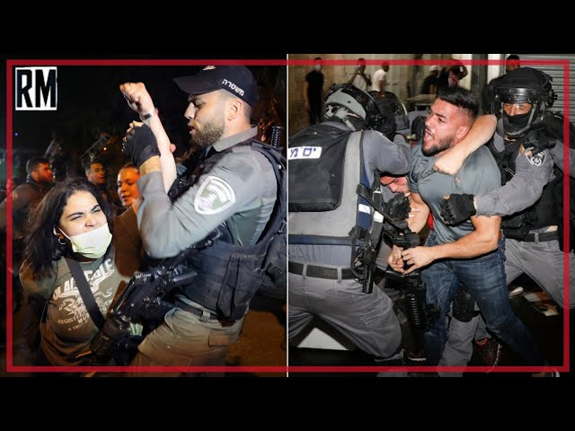 Israel's Brutality on Palestinians Continues
