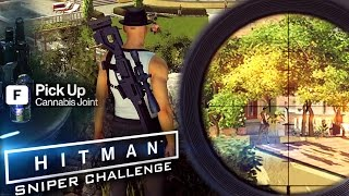 HITMAN: THE JOINT OPERATION | Sapienza Sniper Challenge [60fps]