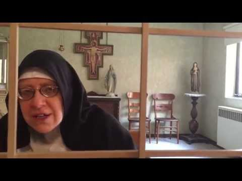 "The Mother Abbess talks about ""Chosen"""