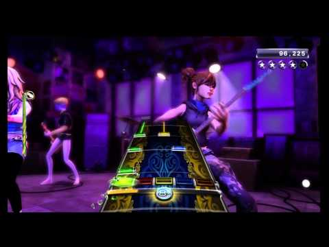 Cinderella - Shelter Me - Rock Band Expert Guitar