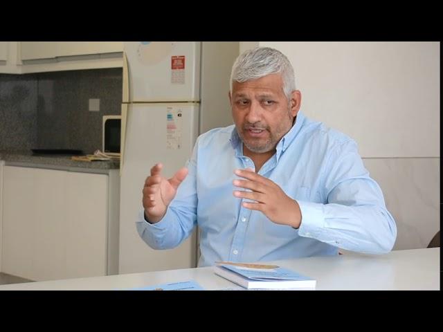 """MIGUEL ZALAZAR - Entrevistas. Dr. Nestor Pujato presenta su libro """"Principio de Autoridad"""""""