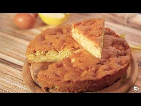 gâteau-aux-pommes-facile