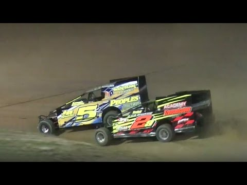 STSS Modified Consi Three | Woodhull Raceway | 8-11-15