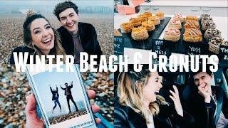 WINTER BEACH & CRONUTS