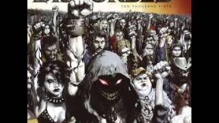 Repeat youtube video Disturbed-Ten Thousand Fist