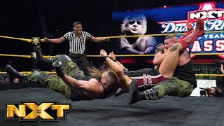 Strong & Dunne vs. Authors of Pain - Dusty Rhodes Classic Final: WWE NXT, April 4, 2018