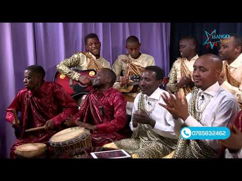IGITARAMO CYA LEAF RWANDA  KU ISANGO STAR TV NA RADIO 91.5FM