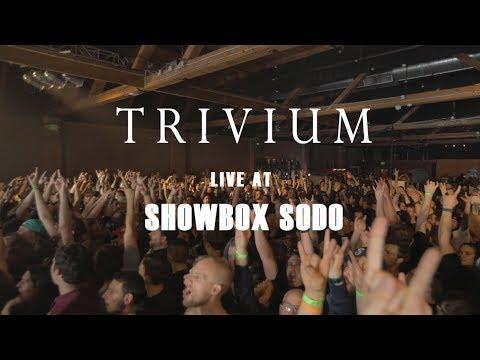 Trivium (FULL SET) LIVE 2018 ft. Howard Jones, Jared Dines, and Johannes Eckerström