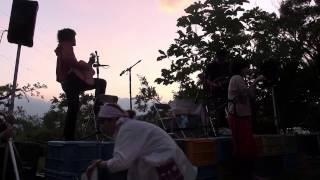 2013.6.8「林檎畑の演奏会」あんざい果樹園 大友良英×テニスコーツ thumbnail