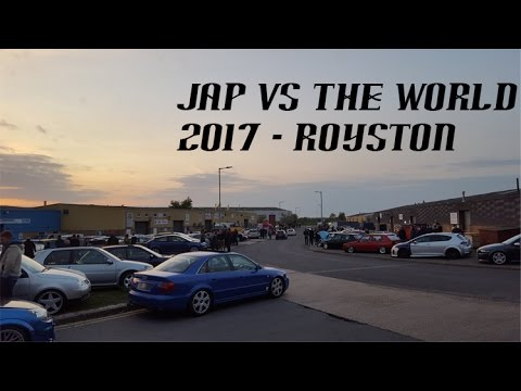 Jap Vs The World 2017 Meet  (Royston)