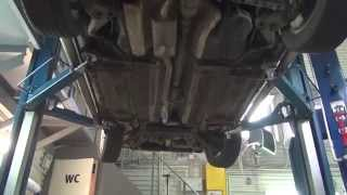 Катализатор на авто Nissan X-Trail. Катализатор на авто Nissan X-Trail ремонт и замена