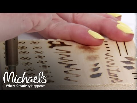 Woodburning Tools   Extras: Crafts & Hobbies   Michaels