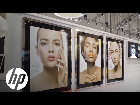 Welcome to the HP Shopping Mall | FESPA Digital 2017 | HP