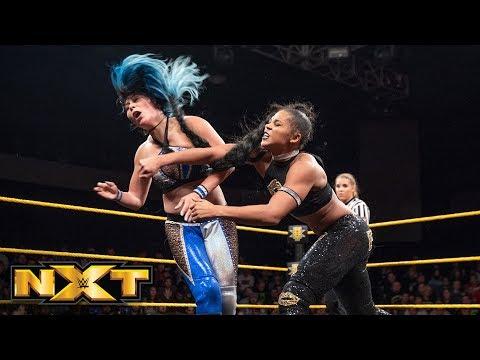 Mia Yim vs. Bianca Belair: WWE NXT, Nov. 14, 2018