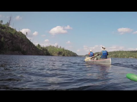 Canoeing In Quetico | August 2014