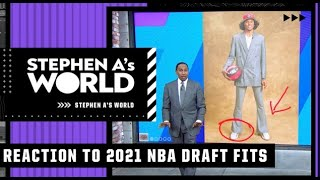Stephen A. breaks down fits from the 2021 NBA Draft