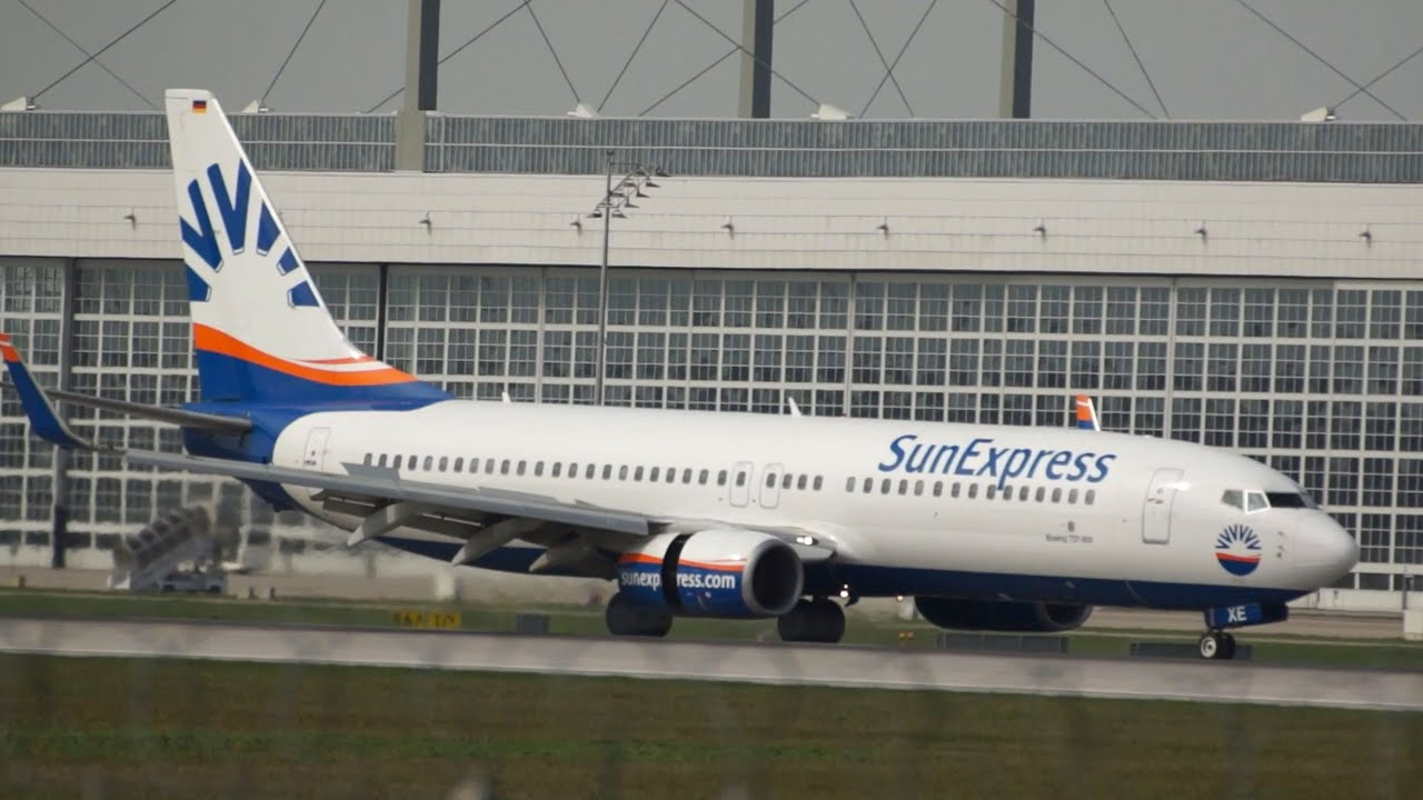 Flughafen München Sunexpress