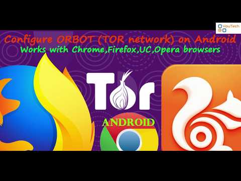 Setup ORBOT ( TOR Network) On Android | Browse Anonymously | Multiple IP Address | New IP Instantly