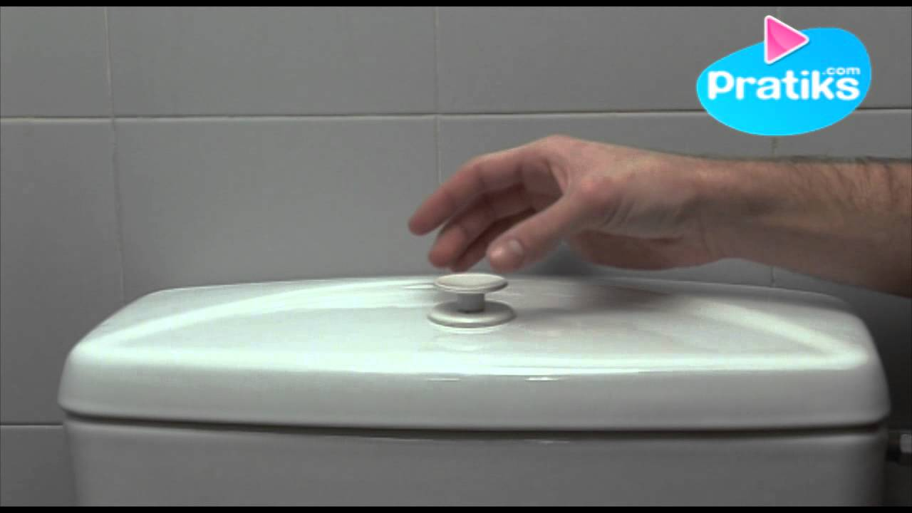 Nuevo Inodoro Cisterna Tapón Blanco bloque no utilizado Palanca agujeros