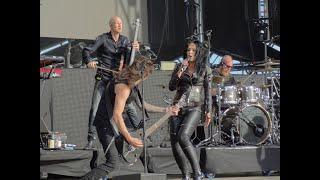 TARJA -  Undertaker (LIVE Rock the Coast 2019) FUENGIROLA