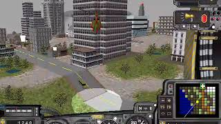 (RETRO):Sim Copter gameplay 1 (No commenttary) + Download
