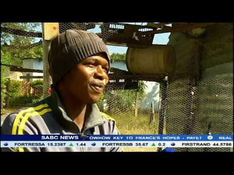 A petrol attendant attacked by two men in Limpopo still traumatised