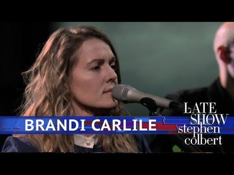 Brandi Carlile Performs 'Whatever You Do'