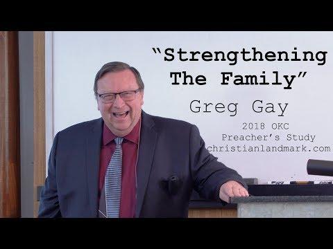 Strengthening the Family