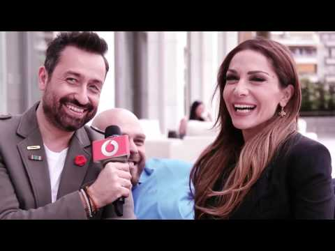 Backastage στο press junket του The Voice | The Voice of Greece (V Reporter)