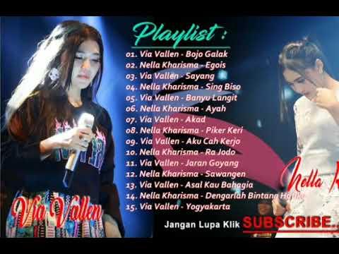 MP3 Album 2018 # Via Vallen - Nella Kharisma
