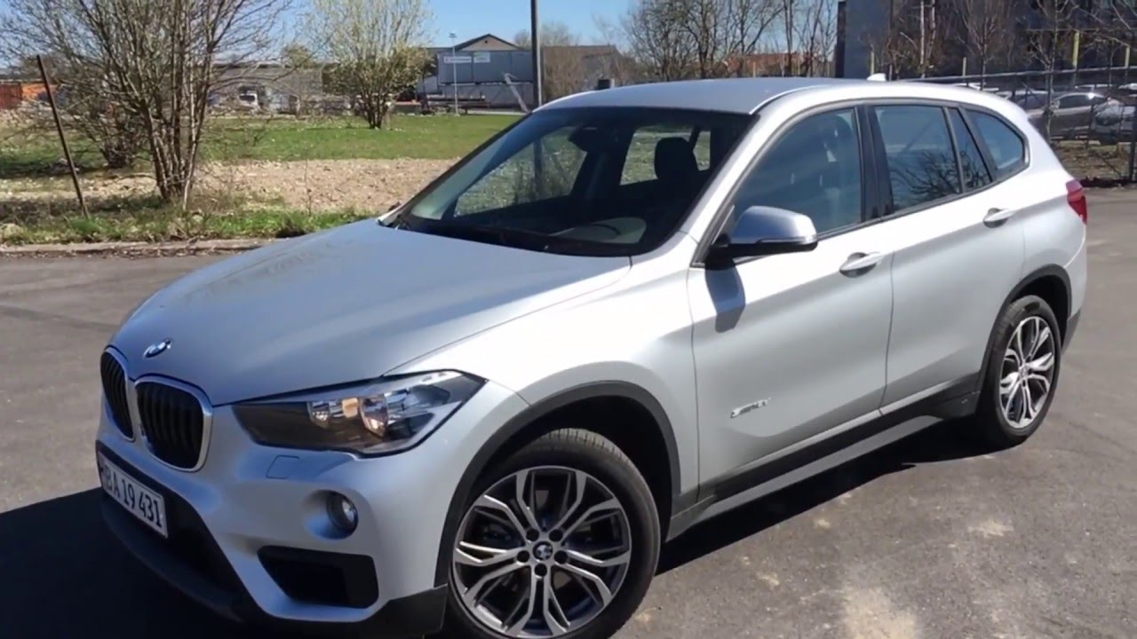 2016 bmw x1 18d s drive youtube. Black Bedroom Furniture Sets. Home Design Ideas