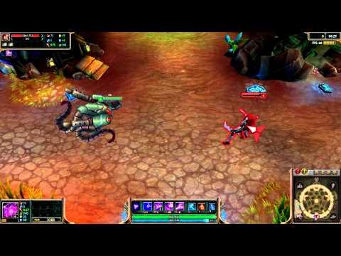 Incomplete Teaser - Battlecast Vel'koz Skin - League of Legends