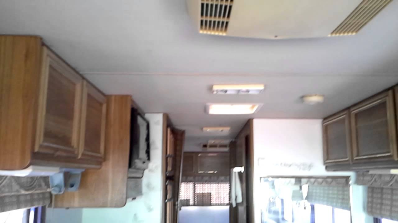 Walk Through 1990 Fleetwood Bounder Youtube Motorhome Fuse Box Chevy