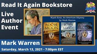 A Live Conversation With Mark Warren