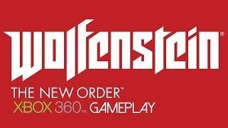 Wolfenstein: The New Order Gameplay (XBOX 360 HD)