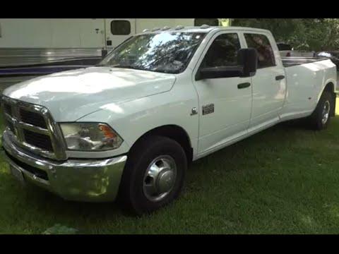 2012 (Dodge) Ram 3500 Dually SLT Cummins Review