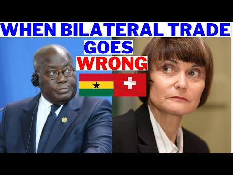 Ghana President Publicly Denied Cocoa Export to Switzerland. Is Africa a Raw Material Continent.