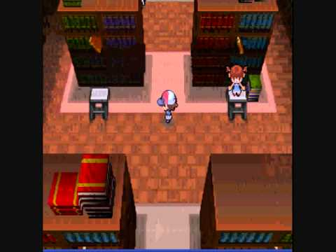 Pokemon Black And White Walkthrough Nacrene City Gym(HD)