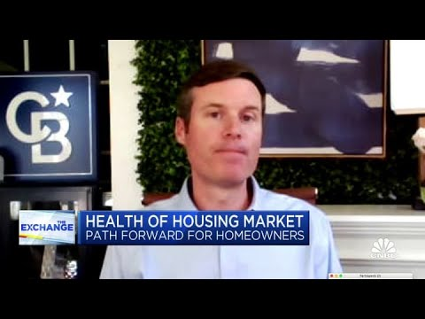 Coldwell Banker CEO on whether the housing market is in a bubble