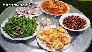BẠN CÓ TIN Bữa Cơm 50k Cho Gia Đình 6 Người Ăn