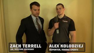 Western Michigan QB Zach Terrell Discusses The Rise Of The Broncos