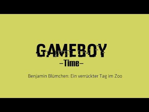 GameBoy Time – Benjamin Blümchen: Ein verrückter Tag im Zoo
