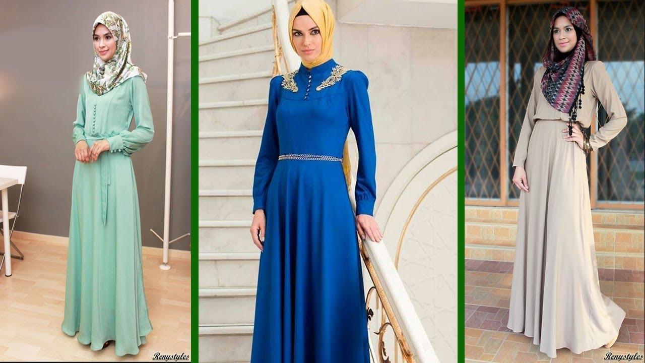 c6854b3695 Lookbook 2017 - Modern Maxi Dress Hijab - Maxi Dress Hijab Lookbook ...