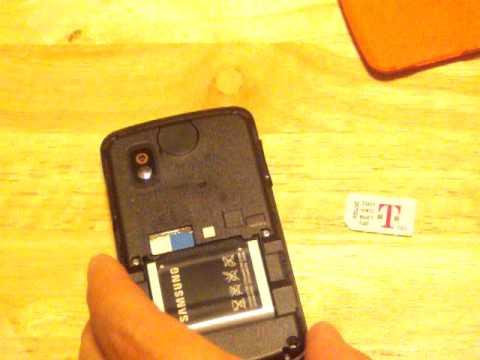Samsung Magnet (SGH-257) from AT&T Unlocking (1/2) from Cellunlocker.net by unlock code