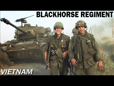 11th Armored Cavalry Regiment in Vietnam US Army Documentary