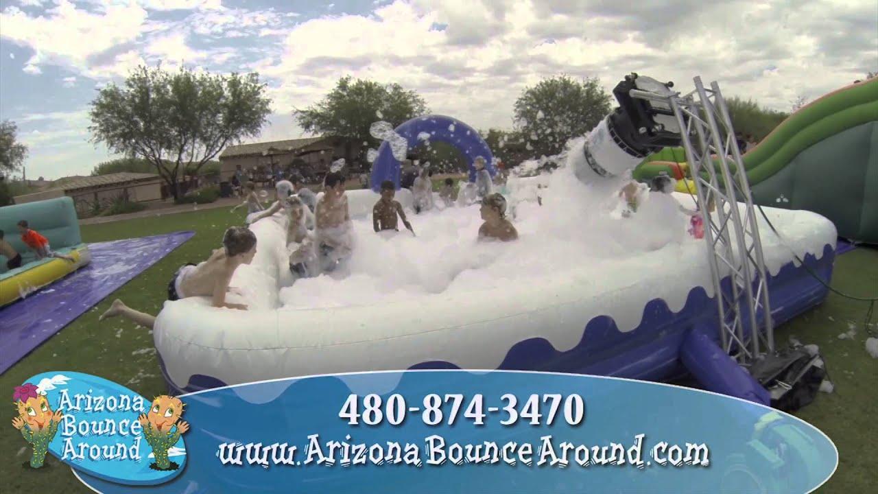 Summer Birthday Party Ideas in Phoenix Arizona for Kids