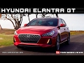 2018 Hyundai Elantra GT Review Rendered Price Specs Release Date