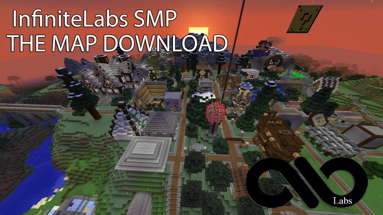 Infinitelabs smp map download youtube infinitelabs smp map download gumiabroncs Images